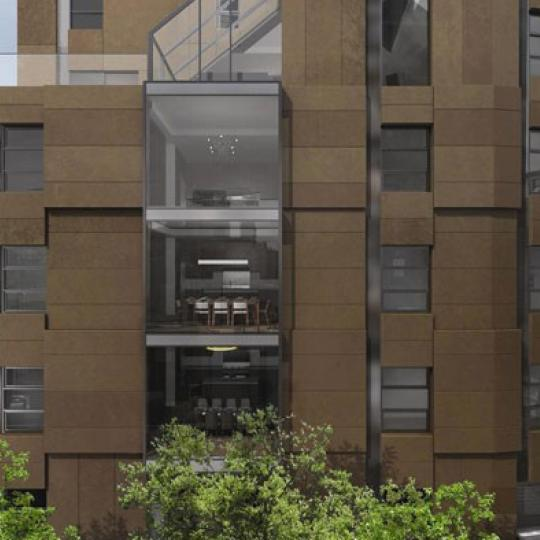 385 West 12th Street Building – West Village NYC Condominiums