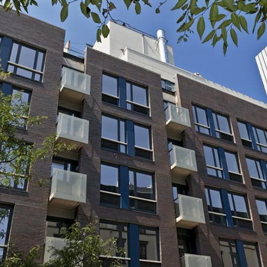 Griffin Court Building - Clinton NYC Condominiums