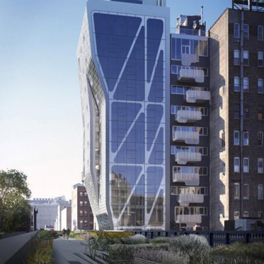 HL23 NYC Condos - 515 West 23rd Street Apartments for Sale in Chelsea