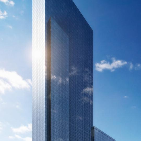 Manhattan View NYC Condos - 460 West 42nd Street Apartments for Sale in Clinton