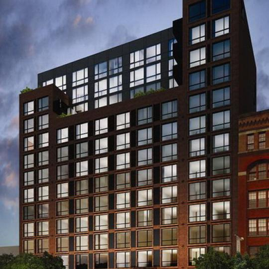 +Art NYC Condos - 540 West 28th Street Apartments for Sale in Chelsea