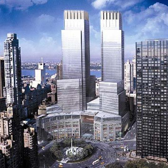 Residences at Mandarin Oriental NYC Condos - Apartments for Sale Upper West Side