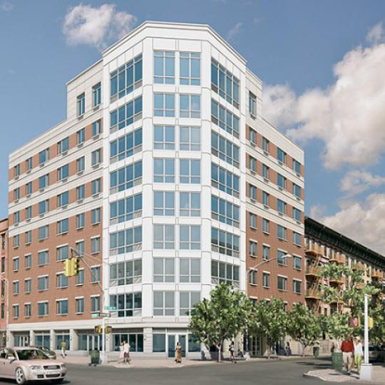 The Douglass NYC Condos – 2110 Frederick Douglass Boulevard apartments for Sale
