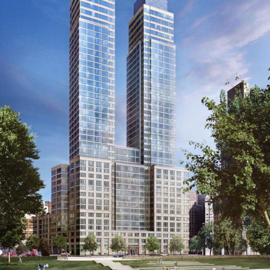 The Rushmore NYC Condos - 80 Riverside Boulevard Apartments for Sale in Upper We