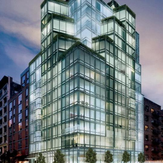 Yves Chelsea NYC Condos - 166 West 18th Street Apartments for Sale in Chelsea