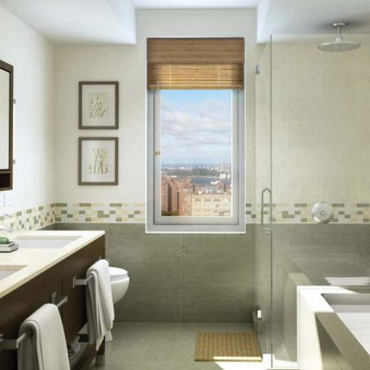 101 West 24th Street NYC Condos - Bathroom at Chelsea Stratus