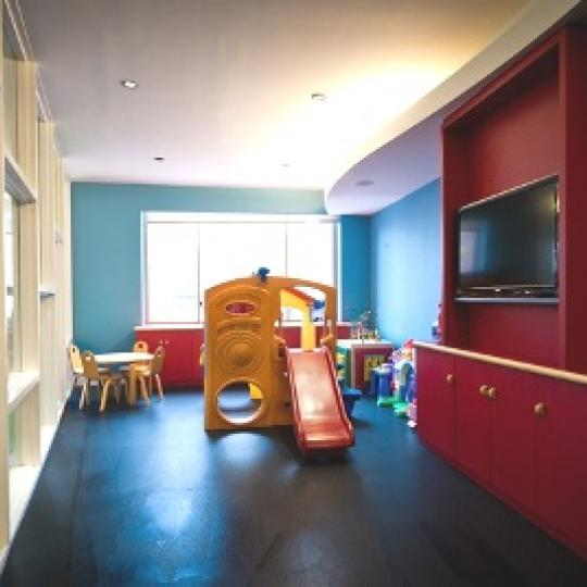 Wellington Tower Children Playroom - 350 East 82nd Street Condos for Sale