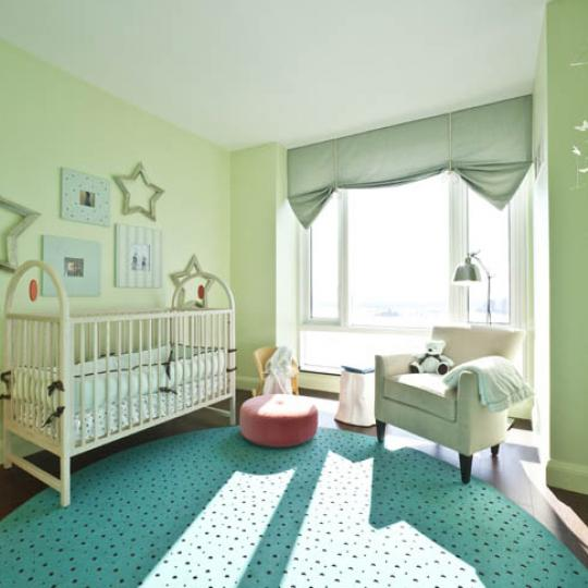 70 Little West Street NYC Condos - Children Room at The Visionaire