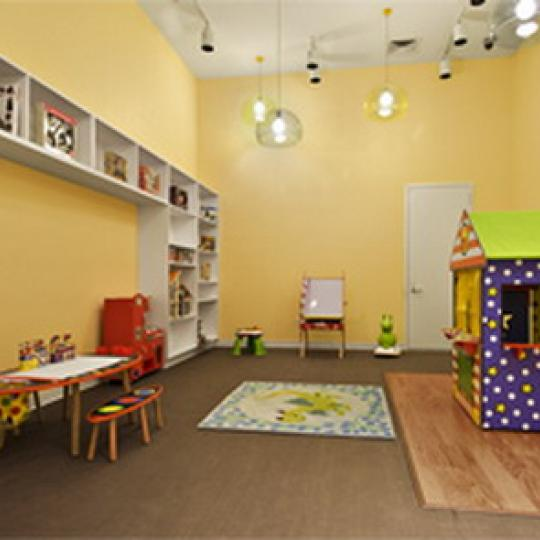 15 Madison Square North Children's Playroom - Nomad NYC Condominium