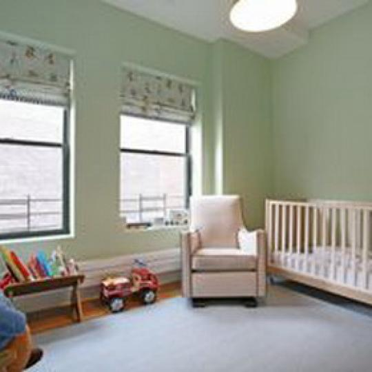 233 East 17th Street Children's Room - NYC Condos for Sale
