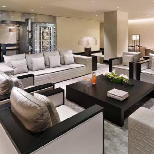 20 Pine Condominiums - Collection Club Lounge