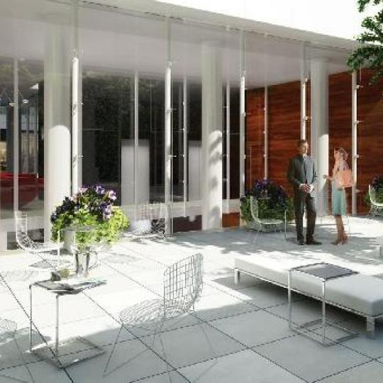Cassa NYC Courtyard Garden – Manhattan Condos for Sale