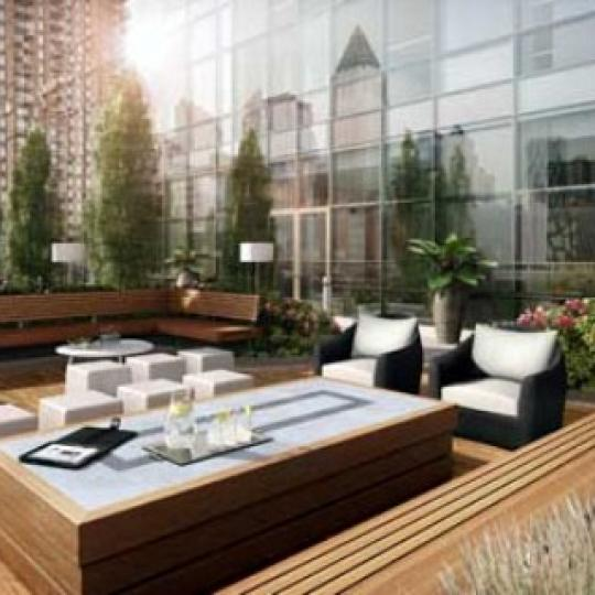 460 West 42nd Street Rooftop Deck - Manhattan New Condos