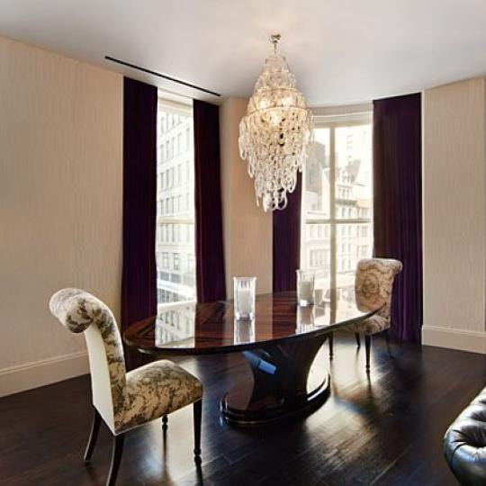 141 Fifth Avenue Dining Area - Condos for Sale