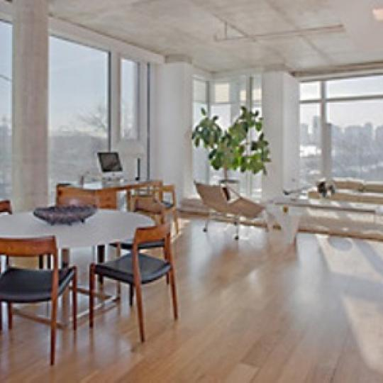 173 Perry Street Dining Area - Condos for Sale