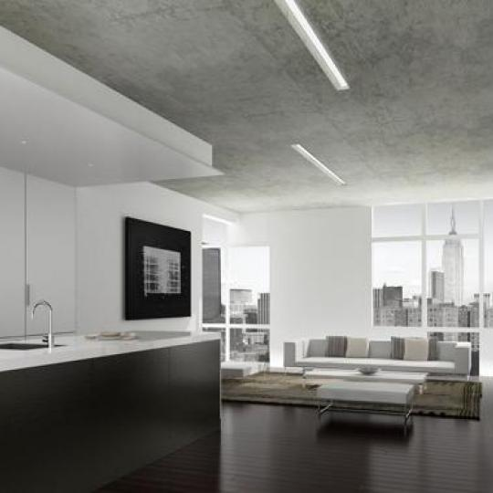 245 Tenth Avenue Dining Area – NYC Condos for Sale