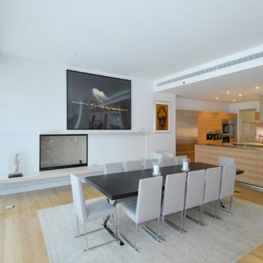 25 Bond Street Dining Area – Condominiums for Sale NYC