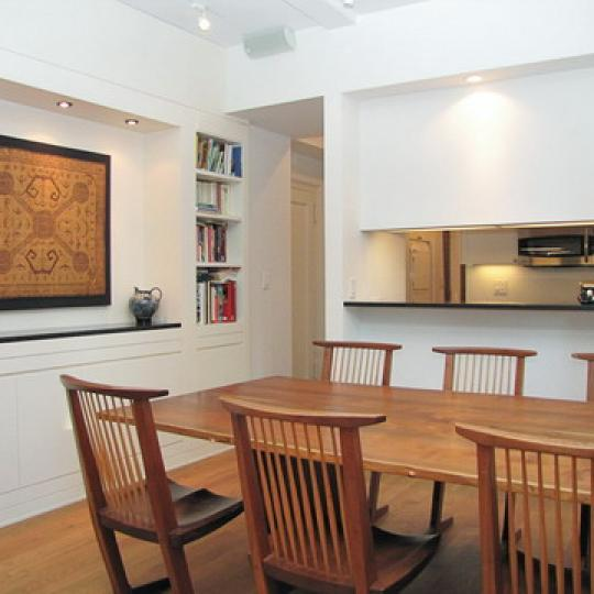 25 Fifth Avenue Condominiums – Dining Area
