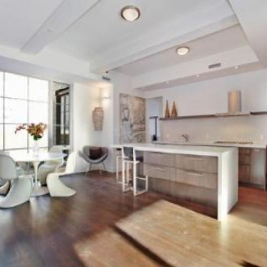 316 East 22nd Street Dining Area – Manhattan New Condos