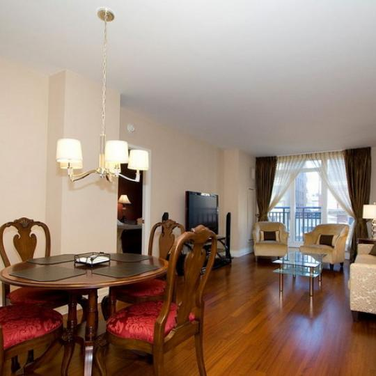45 Park Avenue Dining Area - Condos for Sale
