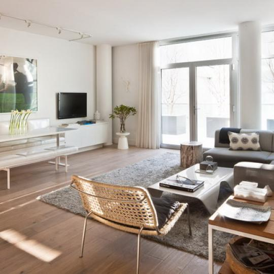 520 West Chelsea Dining Area – Condominiums for Sale NYC