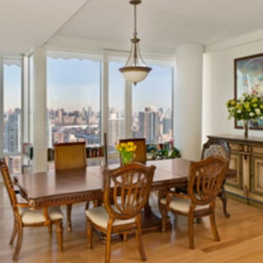 Ariel West Dining Area - 245 West 99th Street Condos for Sale