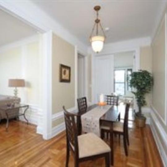 Avonova Dining Area – New Condos for Sale NYC