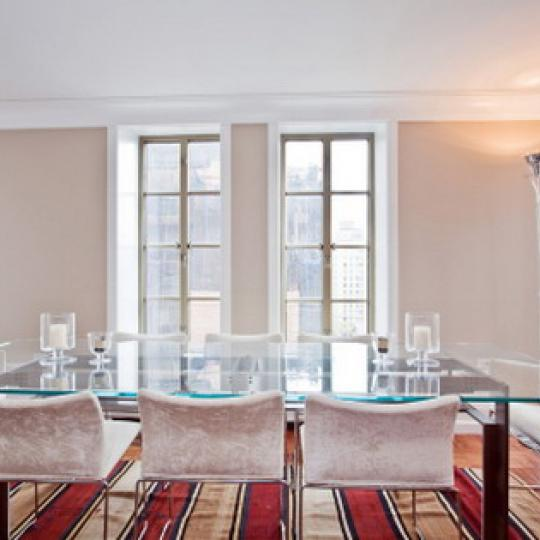 140 East 63rd Street Manhattan – Dining Area at Barbizon 63
