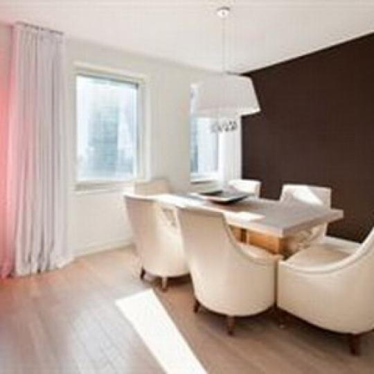 Cassa NYC Dining Area – Condominiums for Sale NYC