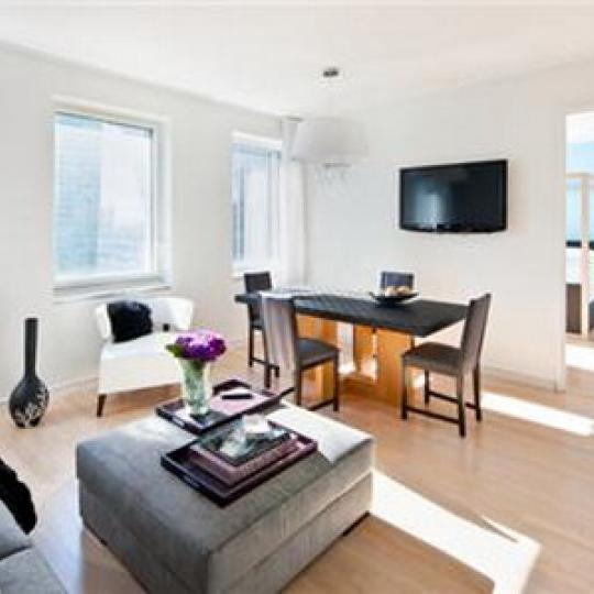 Cassa NYC Dining Area – New Condos for Sale NYC