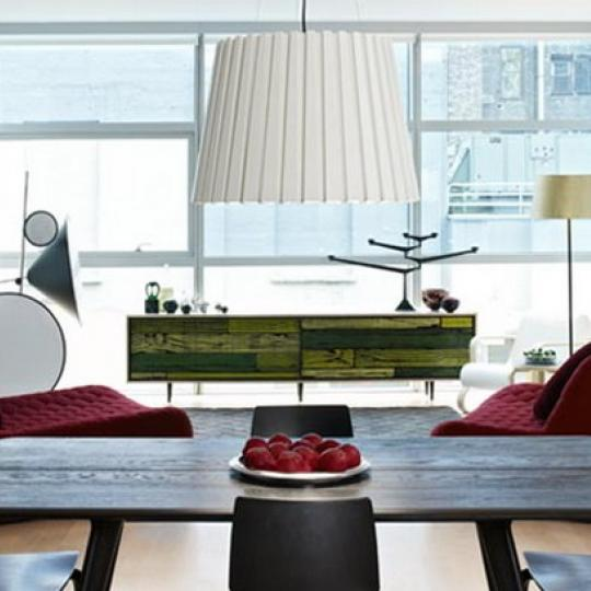 Chelsea Modern Dining Area – Condominiums for Sale NYC