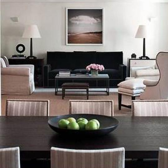 Devonshire House Dining Area – Condominiums for Sale NYC