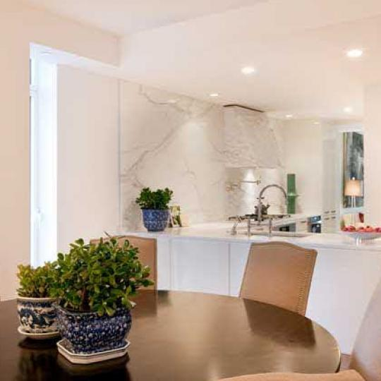 305 East 85th Street Dining Area – NYC Condos for Sale