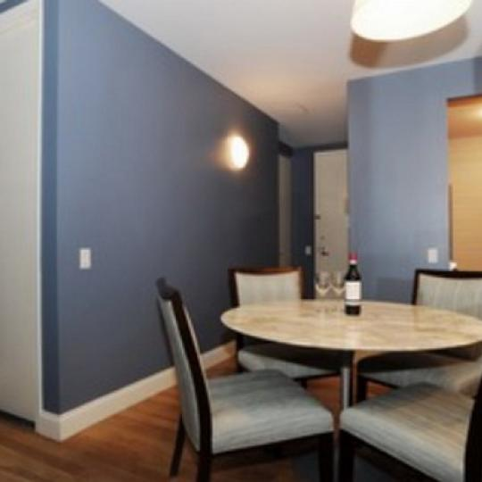 Greenwich Club Residences Dining Area – Manhattan Condos for Sale