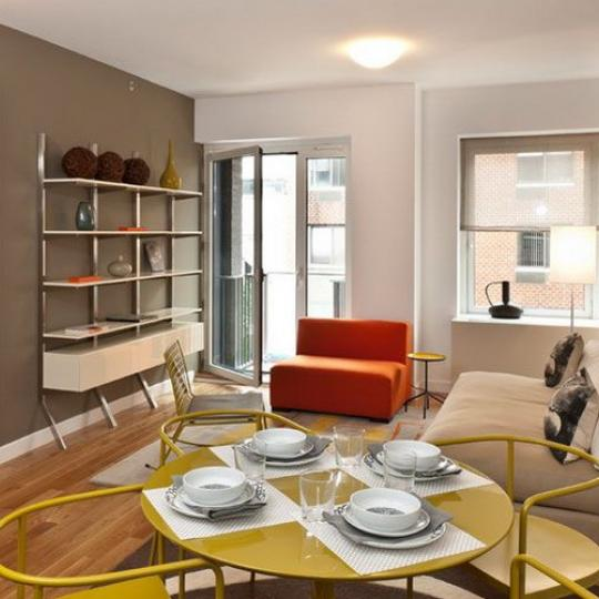 Griffin Court Dining Area – New Condos for Sale NYC