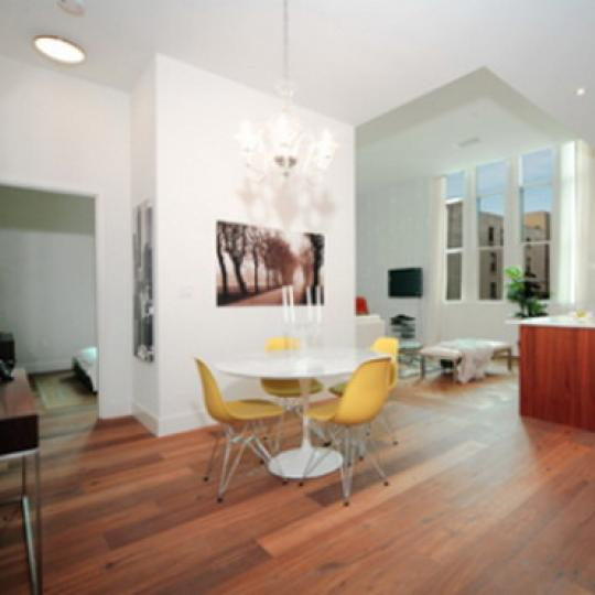PS90 Dining Area – Condominiums for Sale NYC
