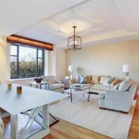 The Intercontinental Dining Area - Condominiums for Sale NYC