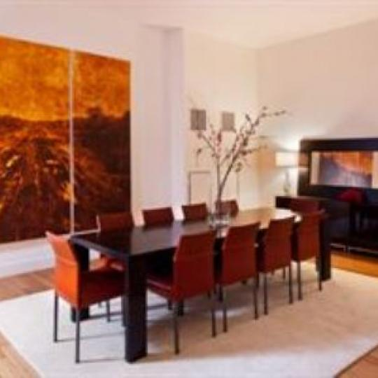 Tribeca Summit Dining Area - Condominiums for Sale NYC