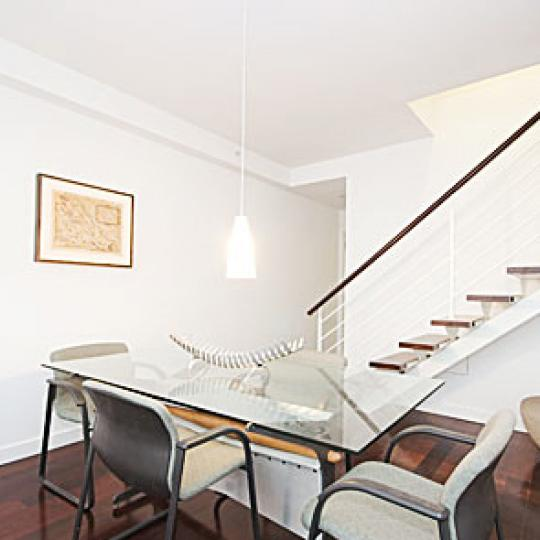 Tribeca Townhomes Condominiums - Dining Room