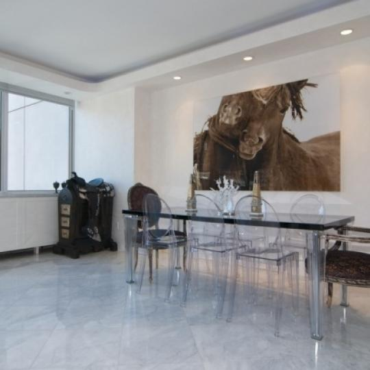 120 Riverside Boulevard Dining Area - Manhattan New Condos