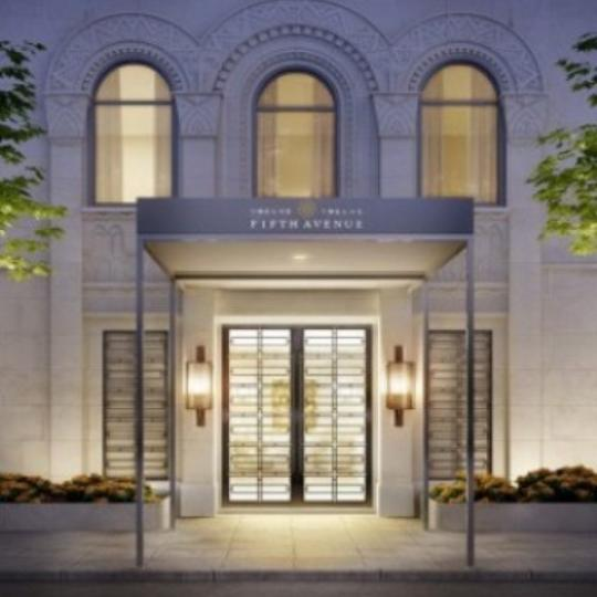 1212 Fifth Avenue Entrance - Upper East Side NYC Condominiums