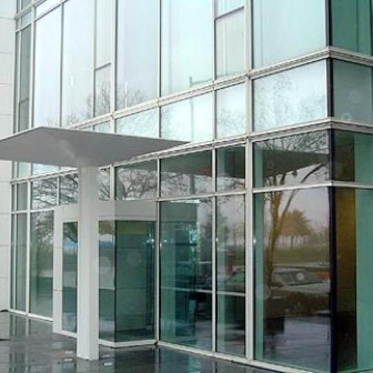 173 Perry Street Entrance - West Village NYC Condominiums