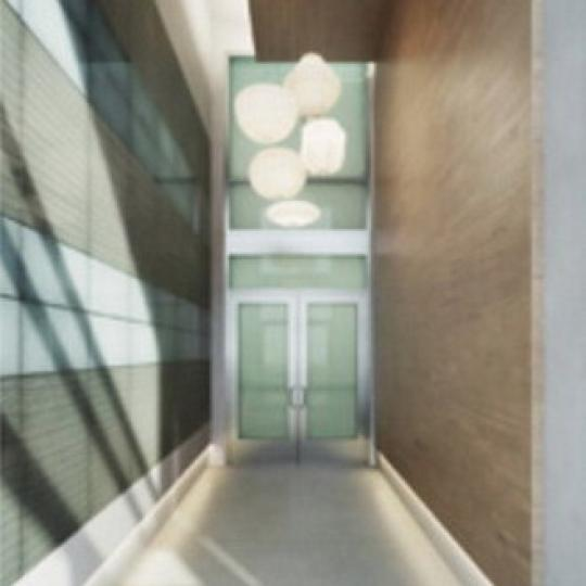 Pascal Entrance – Harlem NYC Condominiums