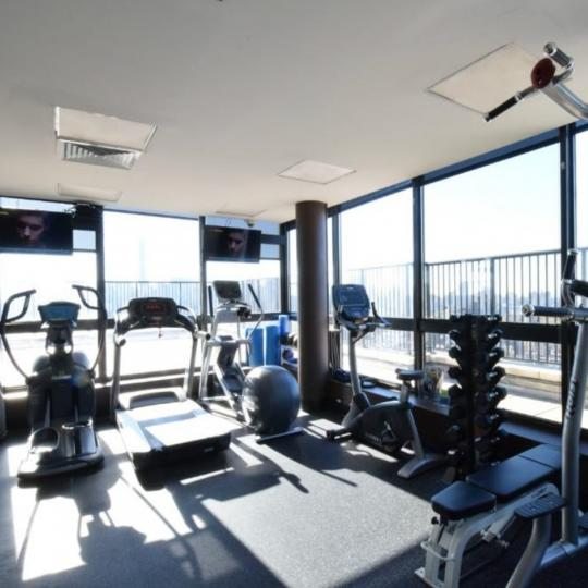 Fitness Center inside the building at 171 East 84th Street