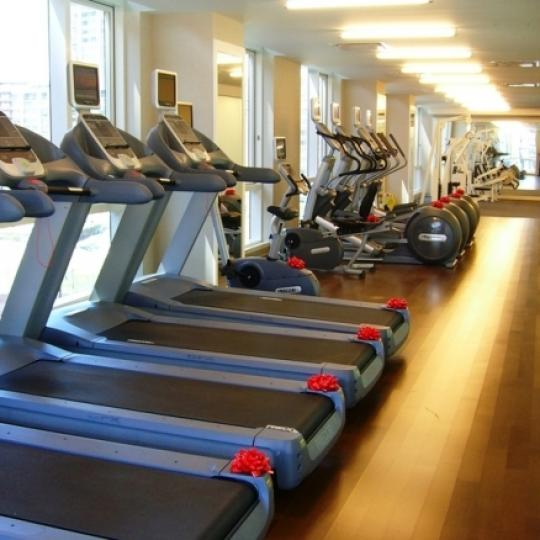 200 Chambers Street Gym - Manhattan Condos for Sale