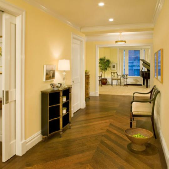 235 West 71st Street New Construction Building Foyer – NYC Condos