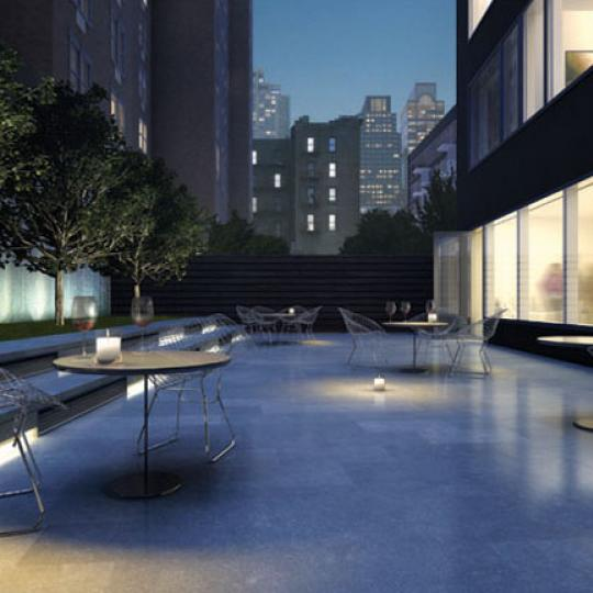 The Dillon Garden – Clinton NYC Condominiums