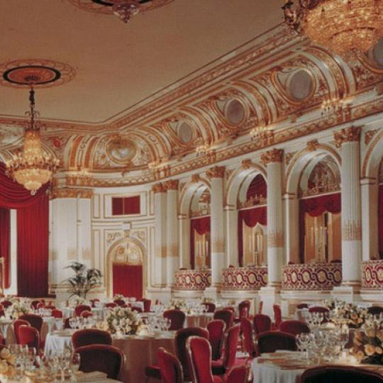 The Plaza Residences Grand Ballroom - 1 Central Park South Condos for Sale