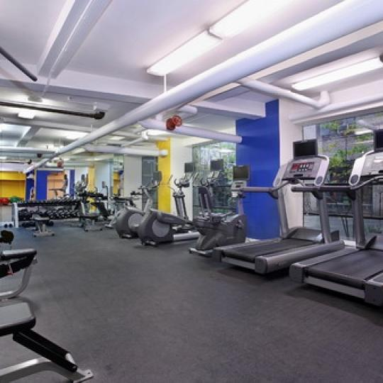 230 Riverside Drive New Construction Building Fitness center – NYC Condos