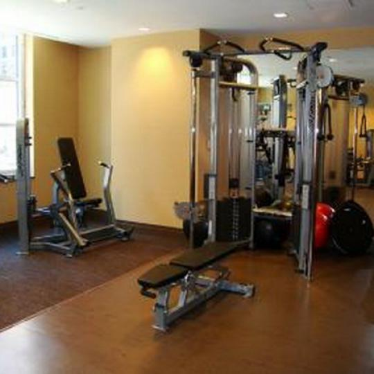 45 Park Avenue Fitness Center – Murray Hill NYC Condominiums